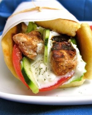 Chicken Shawarma from TheFoodCharlatan.com