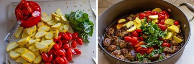 italian sausage pasta recipes