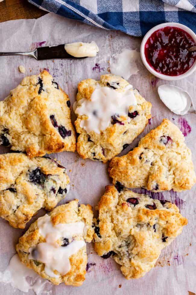 easy scone recipe