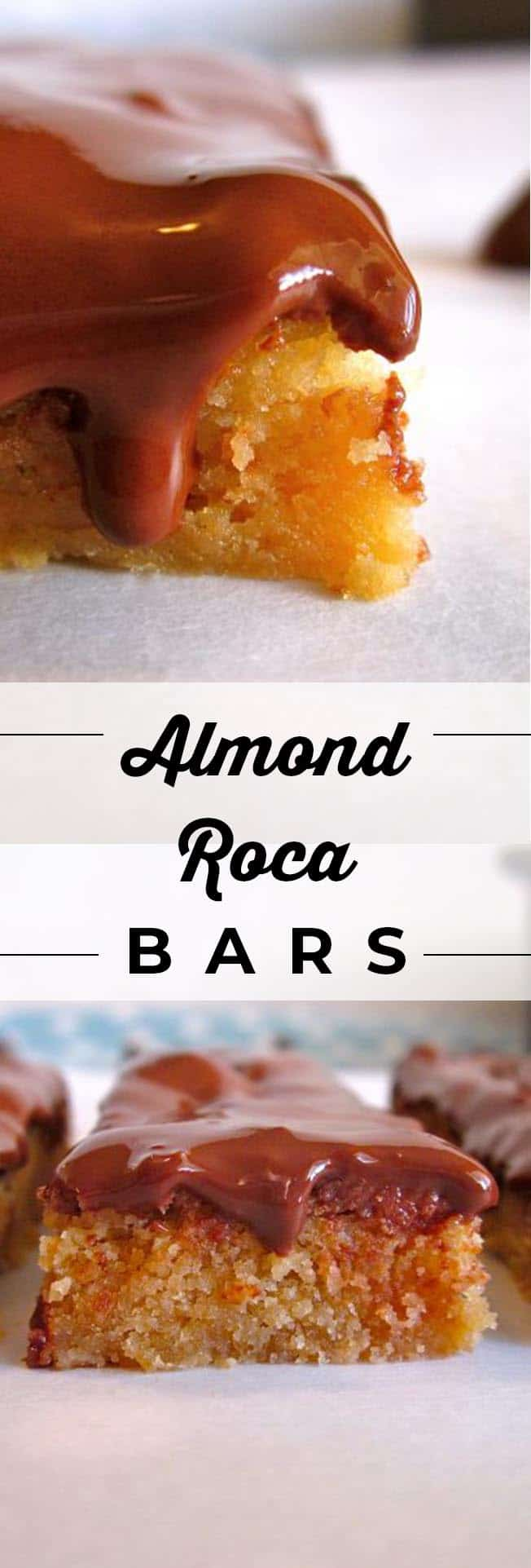 almond roca bars