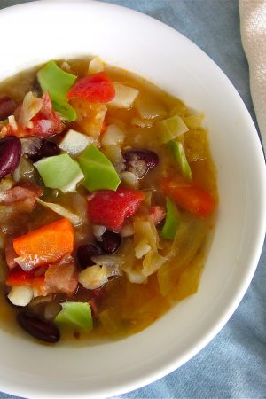 Portuguese Soup from The Food Charlatan