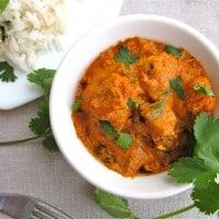 Chicken Tikka Masala with Coconut Jasmine Rice