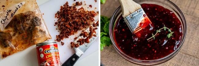 how to make glaze for ham