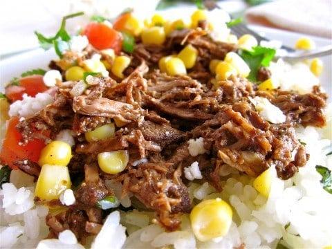 Barbacoa Beef from TheFoodCharlatan.com