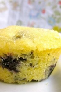 Blueberry Lemon Muffins from TheFoodCharlatan.com