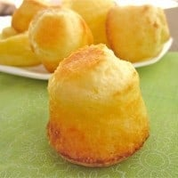 Brazilian Cheese Bread {Gluten Free!}