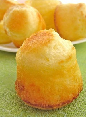 Brazilian Cheese Bread {Gluten Free!} from TheFoodCharlatan.com
