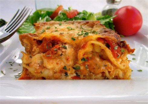 Old Fashioned Lasagna from TheFoodCharlatan.com