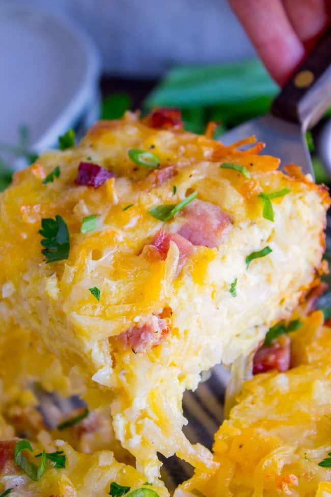 Breakfast Casserole Recipes Hashbrown Christmas Morning