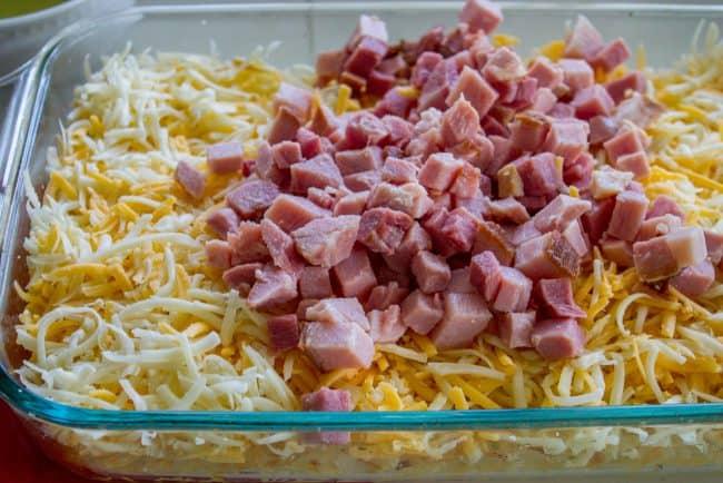 breakfast potato casserole