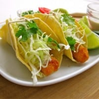 Easy Fishstick Tacos