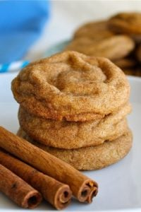 Snickerdoodles from The Food Charlatan