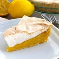 Lemon Meringue Pie for Lemon Lovers