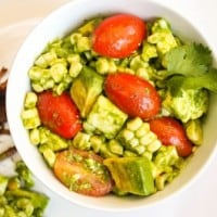 Grilled Corn, Tomato, and Mozzarella Salad