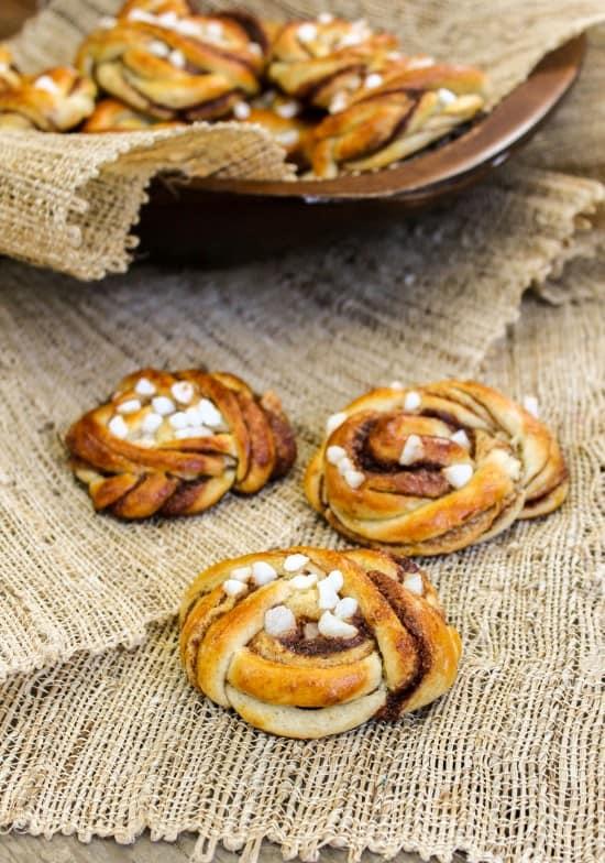 Swedish Cinnamon Buns with Cardamom - The Food Charlatan