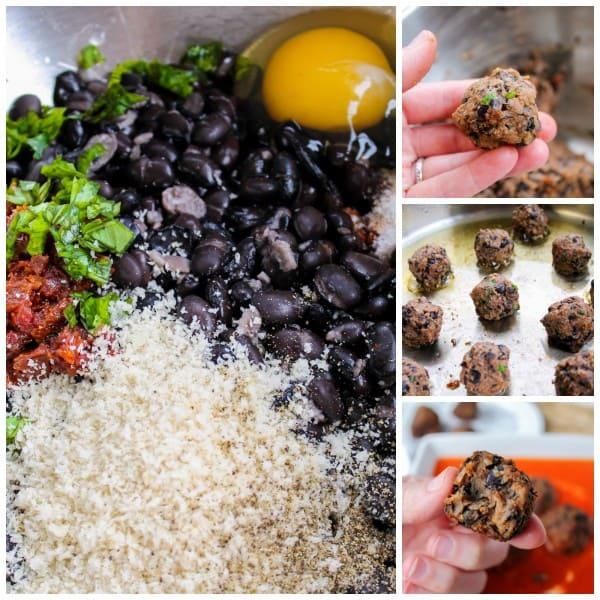 Black Bean Meatballs2