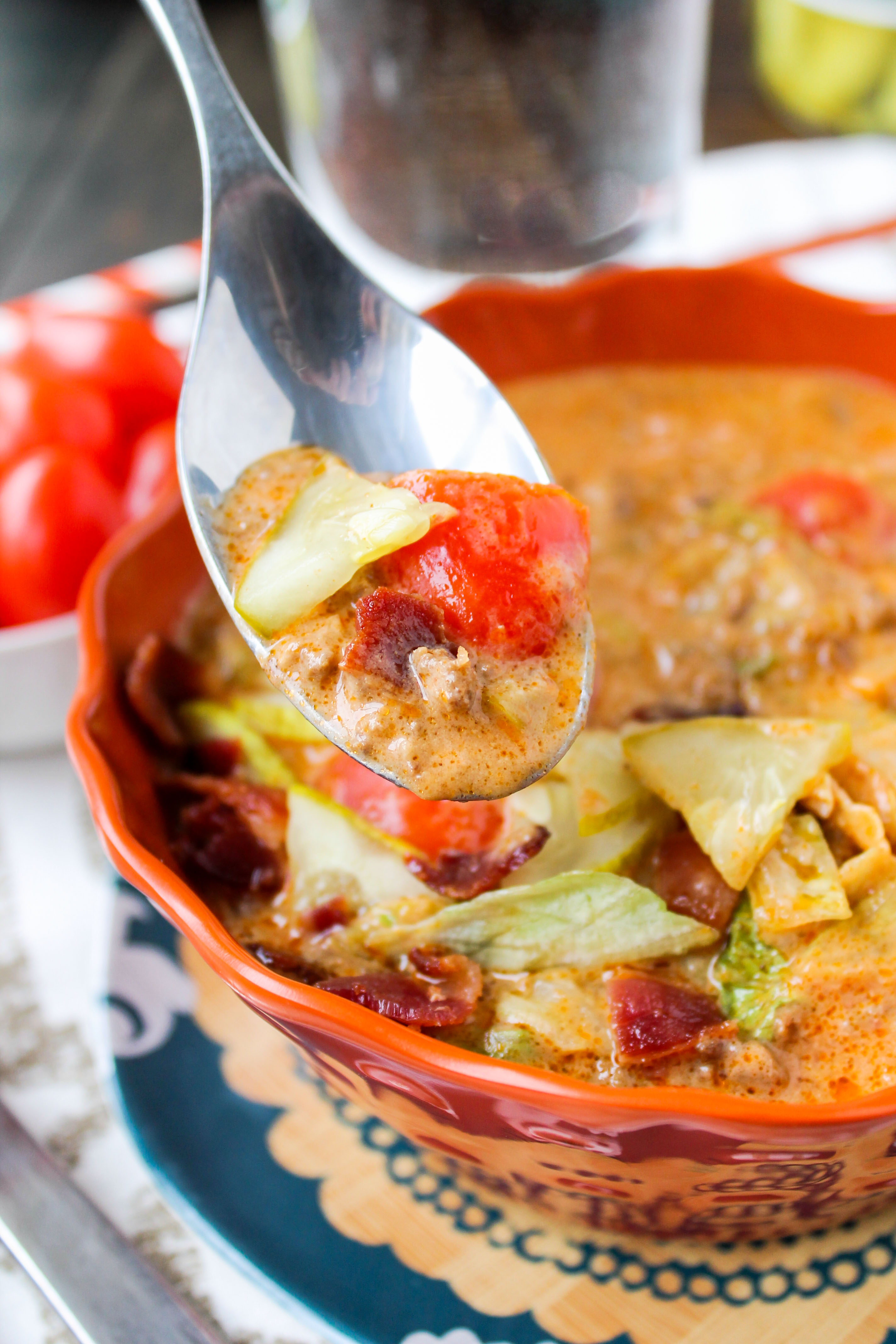 Cheeseburger Soup (Guest Post for Lemon Jelly Cake) - The Food ...