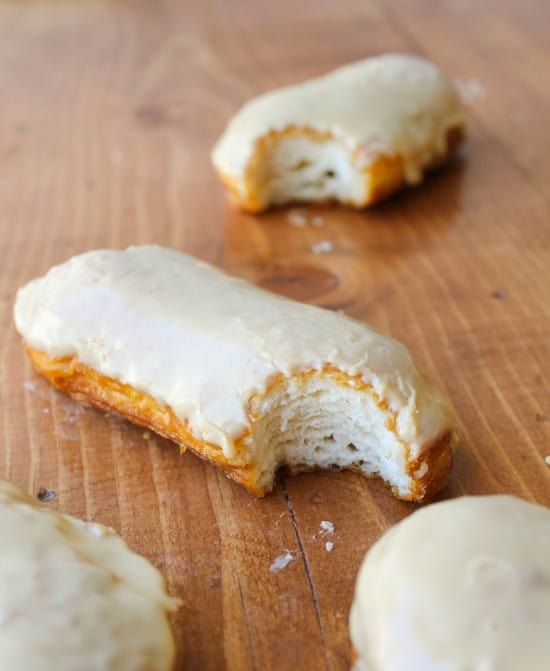 30-Minute Maple Bars