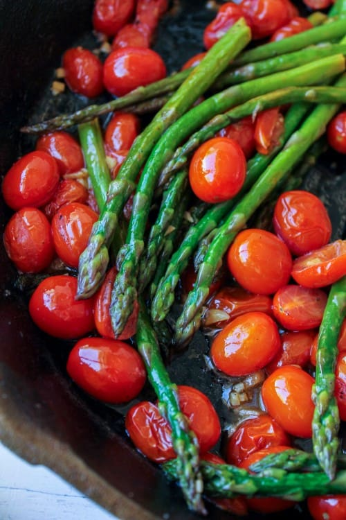 Sautéed Asparagus Recipes