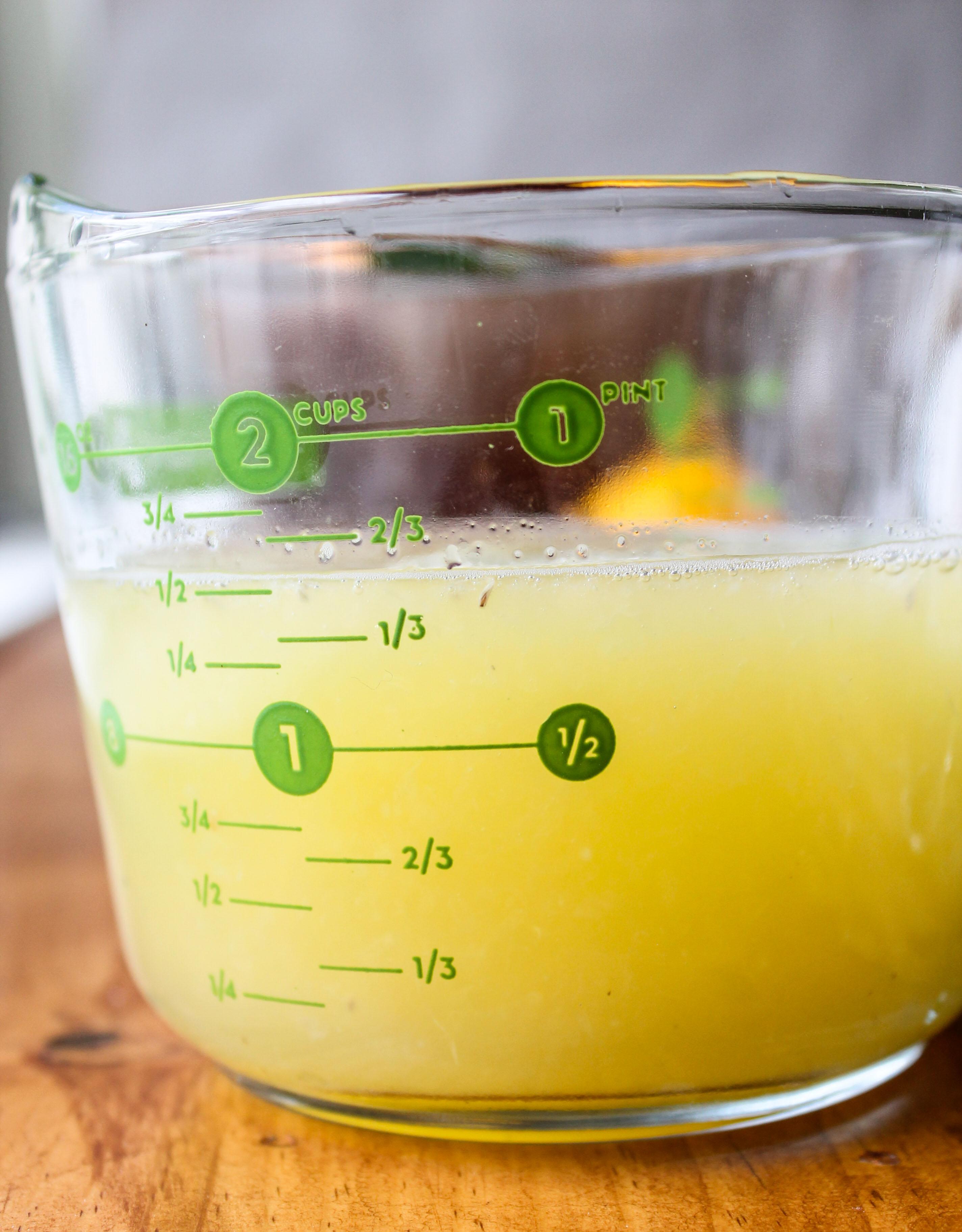 how to make basil lemonade