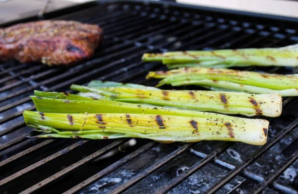 How to Grill Leeks and Why You Should