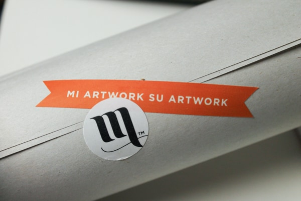 Art Giveaway from Modify Ink | Hosted by The Food Charlatan