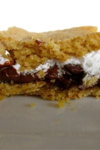 S'mores Bars from The Food Charlatan