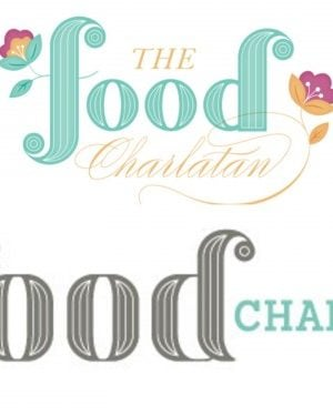 The Food Charlatan's New Design!