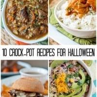 10 Crock Pot Recipes for Halloween Night