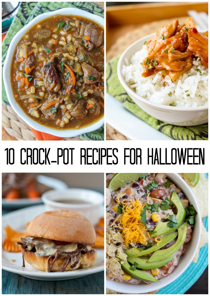 10 Crock-Pot Recipes for Halloween from The Food Charlatan