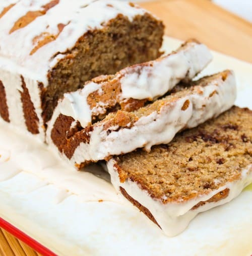 Cinnamon-Cardamom Cake with Maple Pecan Frosting - The ...