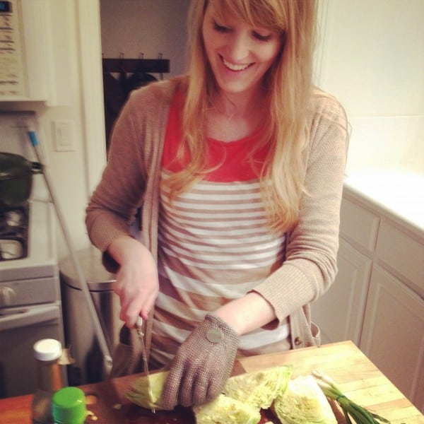 Roasted Butternut Squash Soup Recipe - Chain Mail Glove