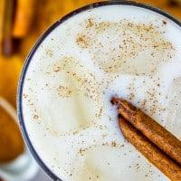 Vanilla Bean Horchata