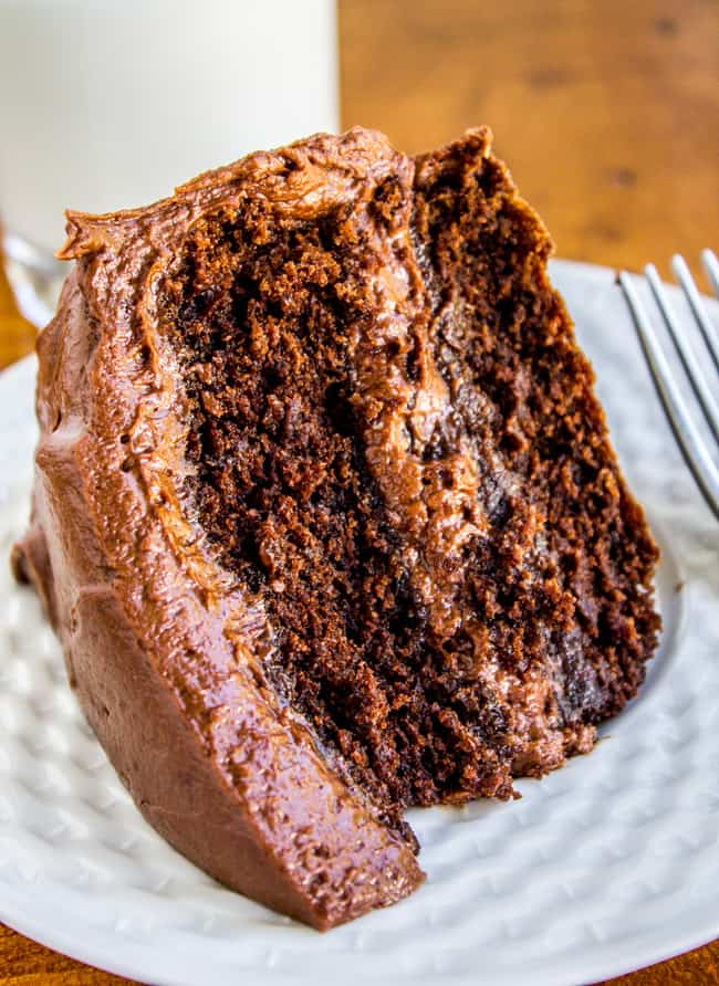 Images Of Best Cake Ever : The Best Chocolate Cake I ve Ever Had from The Food Charlatan