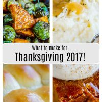 What You Should Make for Thanksgiving!