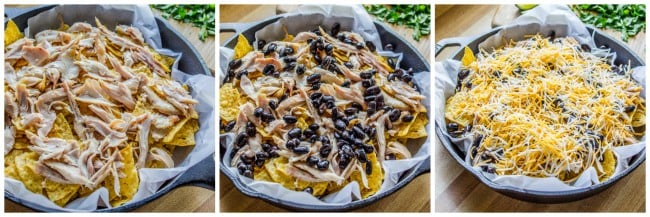 Making Easy Nachos