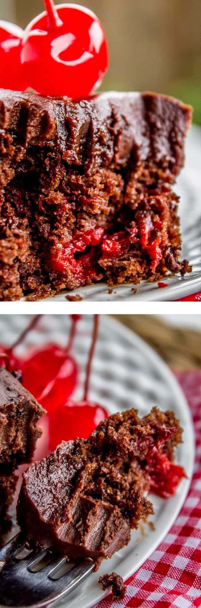 Recipe using chocolate cake mix cherry pie filling
