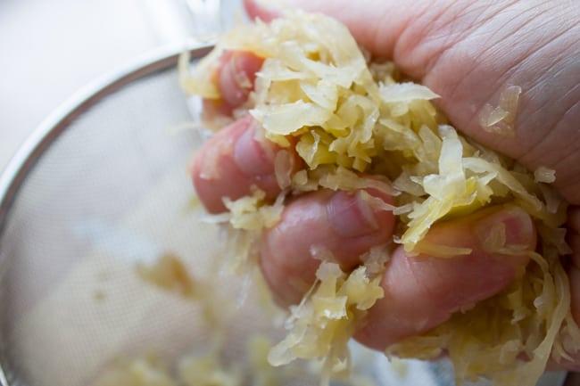 Reuben-Stuffed Twice Baked Potatoes from The Food Charlatan