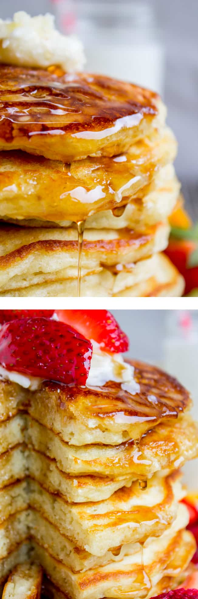 The best pancakes ive ever made the food charlatan other people have late night pizza cravings i have late night pancake cravings seriously i am the one going to ihop at 10pm because i need to get myself ccuart Image collections