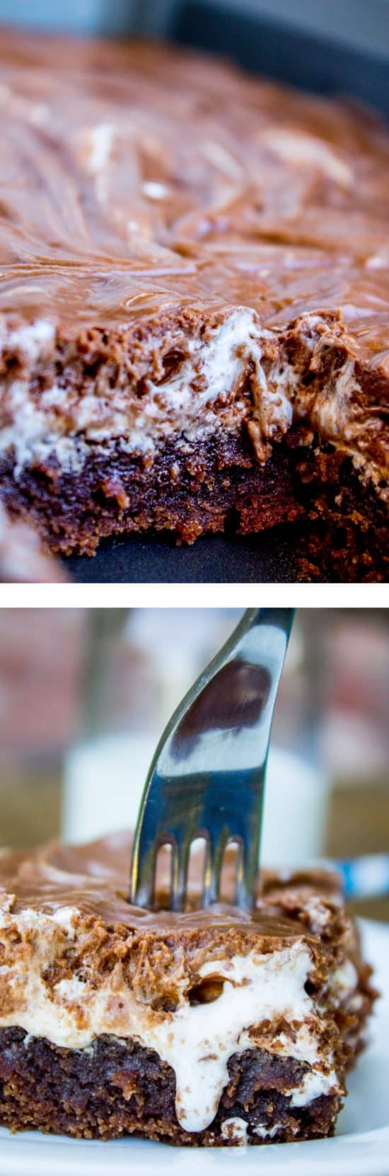 Mississippi Mud Cake from The Food Charlatan