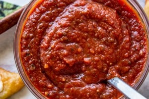 Easy No Cook Pizza Sauce