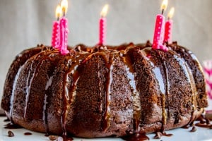 Death By Chocolate Bundt Cake (And The Food Charlatan's 5th Birthday!)