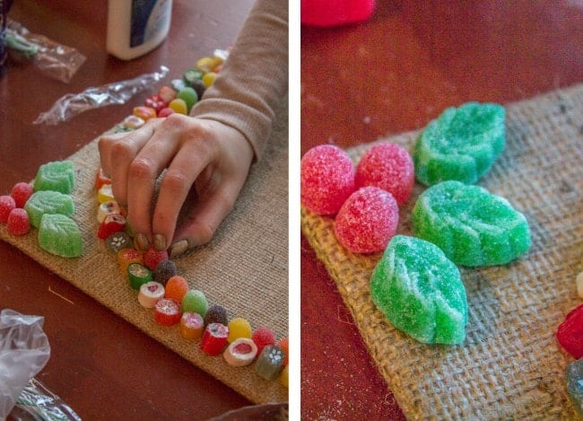 Christmas Candy Crafts