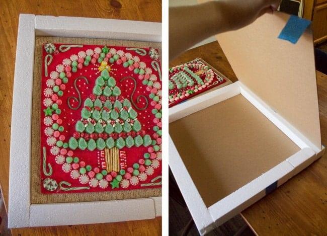 Christmas Tree Craft