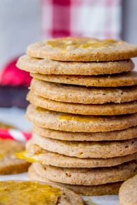 Crispy Swedish Cardamom Cookies from The Food Charlatan