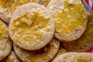Crispy Swedish Cardamom Cookies