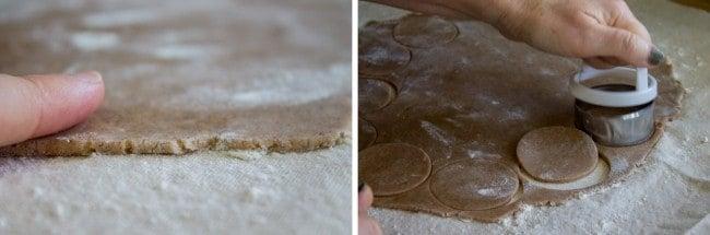 Crispy Swedish Cardamom Cookies from The Food Charlatan