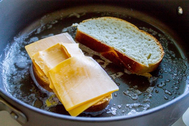 The Best Grilled Cheese of Your Life from The Food Charlatan