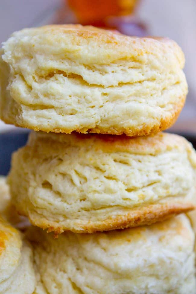 Flaky Biscuits Homemade