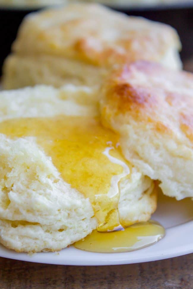 Homemade Buttermilk Biscuit Recipe